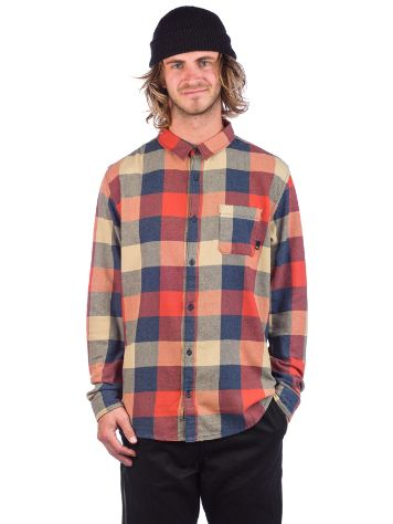 Quiksilver Motherfly Flannel Chemise