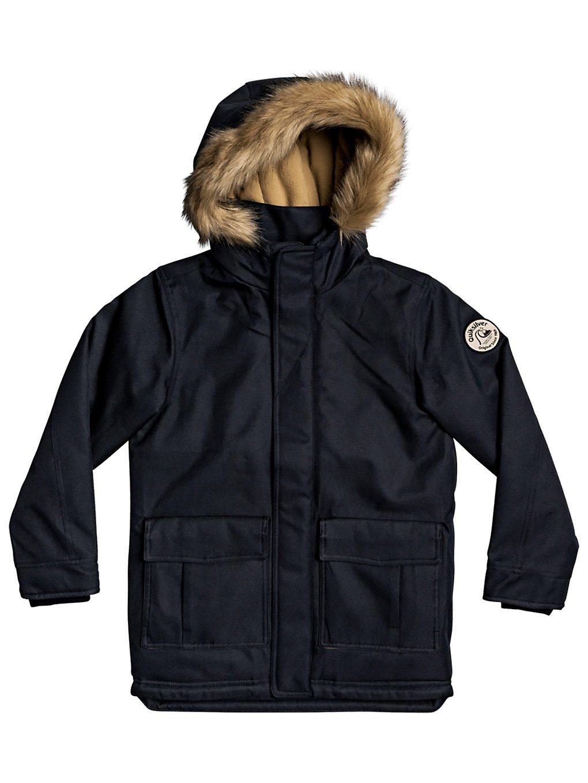 quiksilver bicheno bloom jacket black
