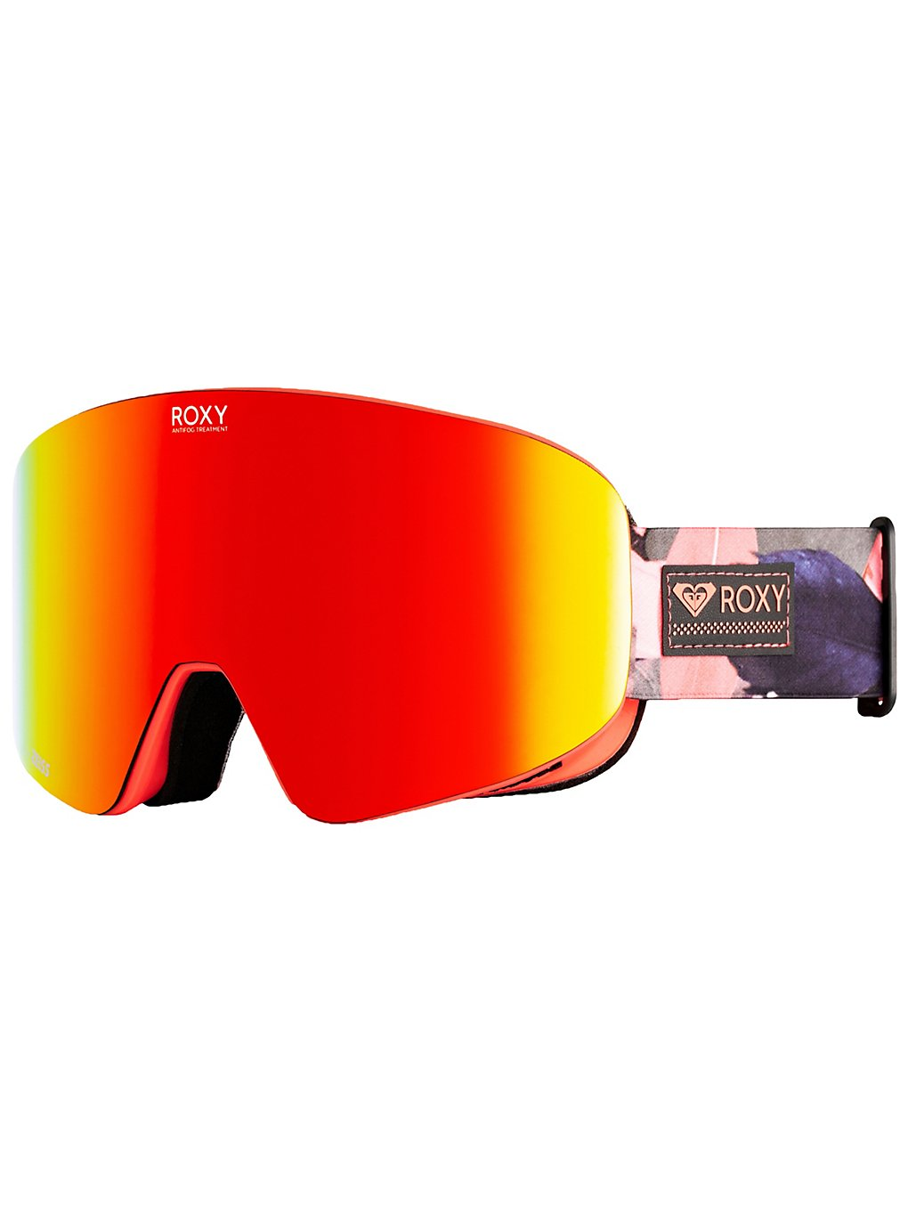 Roxy Feelin Living Coral Plumes color luxe sonar ml red
