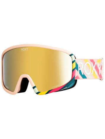 Roxy Feenity 2in1 North Sea Pop Snow Goggle