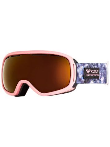 Roxy Rockferry Medievel Blue Sparkels Goggle