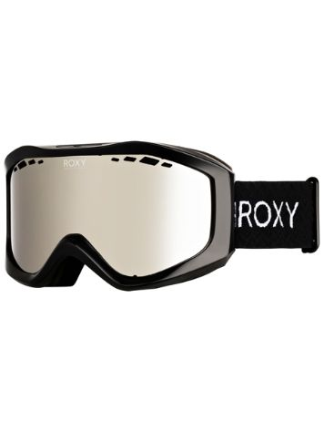 Roxy Sunset Mirror True Black Goggle