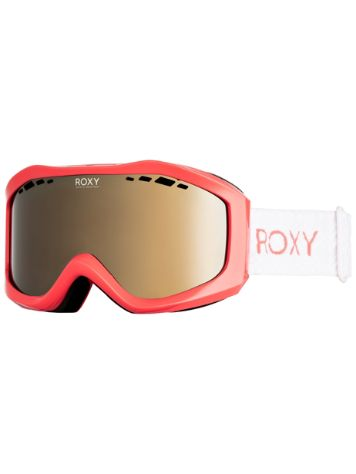 Roxy Sunset ML Living Coral Goggle