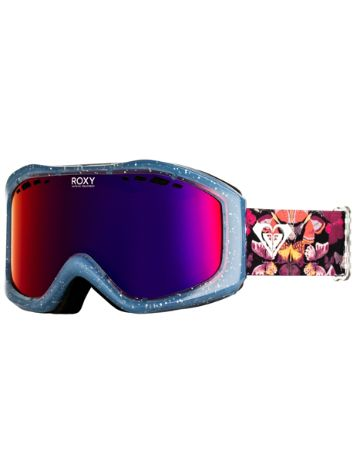 Roxy Sunset ML True Black Butterfly Goggle