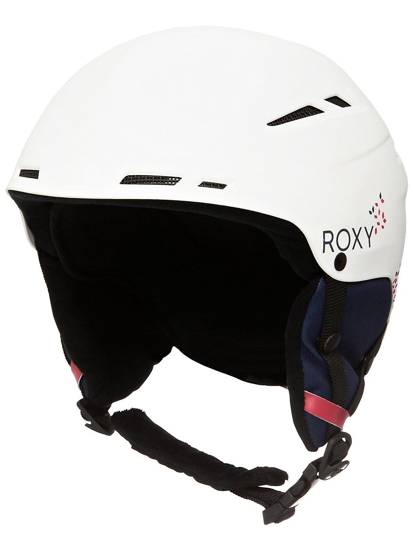 Roxy Alley Oop Helmet bright white