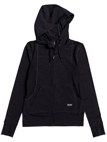 Roxy Twisted By The Moon Zip Hoodie