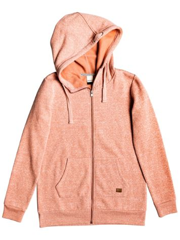 Roxy Long Way Home Zip Hoodie