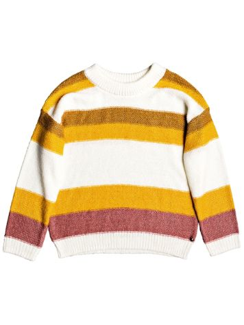 Roxy Trip For Two Stripe Pullover