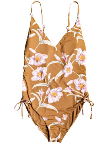 Roxy Beach Classics Fashion Swimsuit