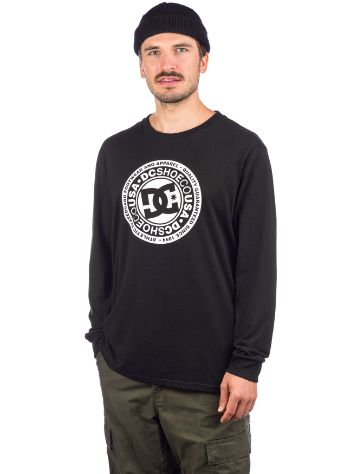 DC Circle Star 2 Longsleeve