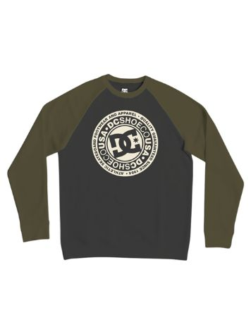 DC Circle Star Crew Sweater
