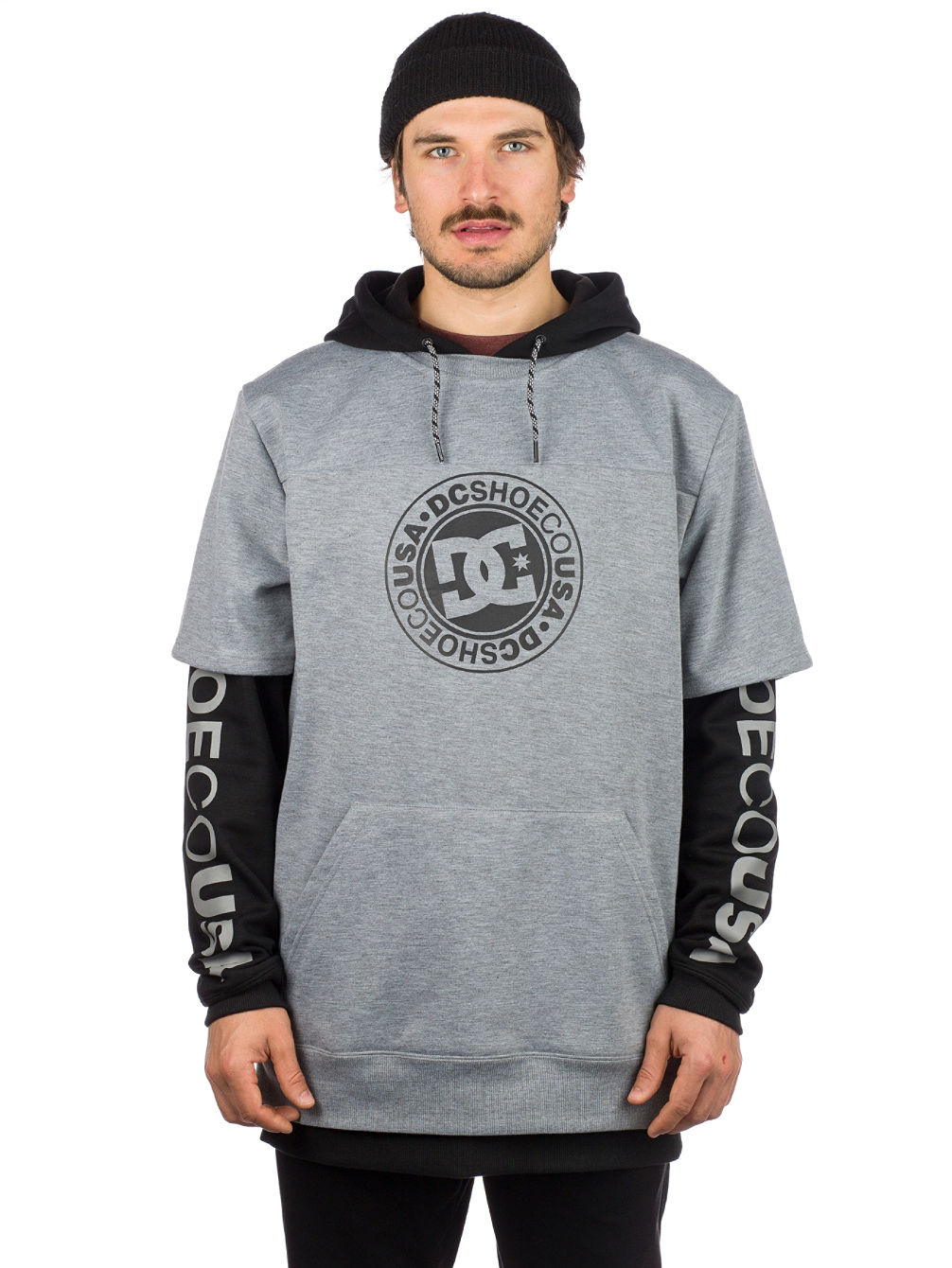 Dryden Shred Hoodie