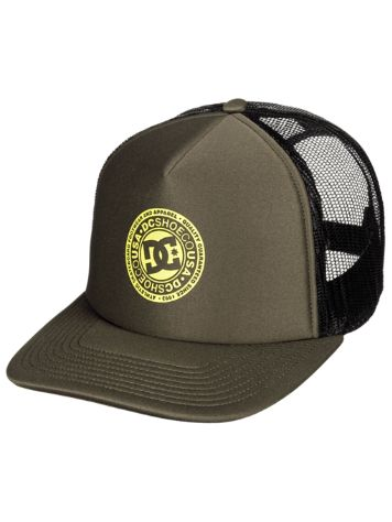 DC Vested Up Cap