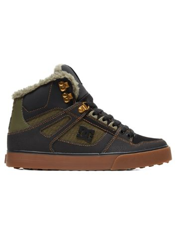 DC Pure High-Top WC WNT Shoes