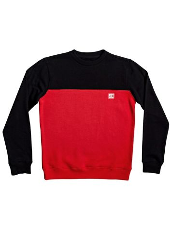 DC Rebel Crew Block 3 Sweater
