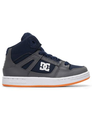 DC Pure High Top Sneakers