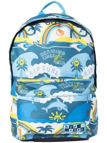 Rip Curl Dome Surf Planet Backpack