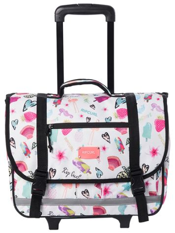 Rip Curl Wheel Satchel Summer Time Backpack