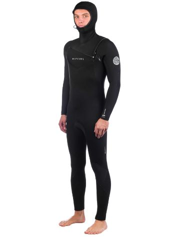 Rip Curl Dawn Patrol Hood 5/4 Chest Zip Våddragt