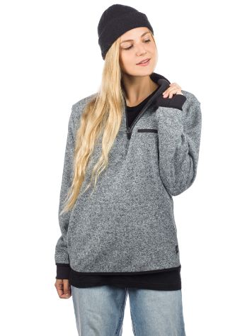Rip Curl Antiseries Modular 1/4 Zip Fleece Sweater