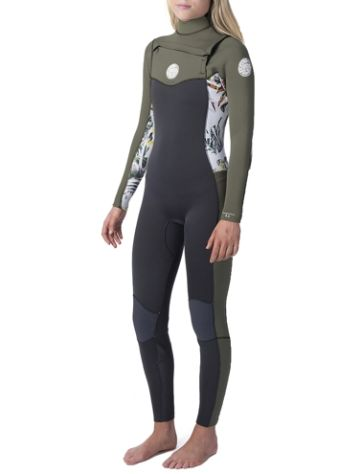 Rip Curl Dawn Patrol 3/2 GB Chest Zip Wetsuit