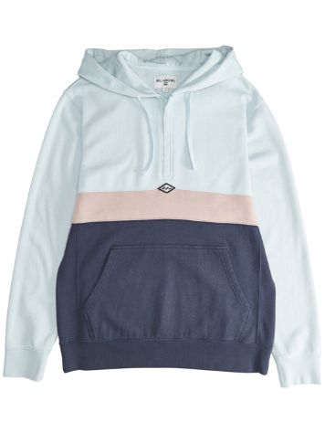 Billabong Wave Washed Half Zip Pullover