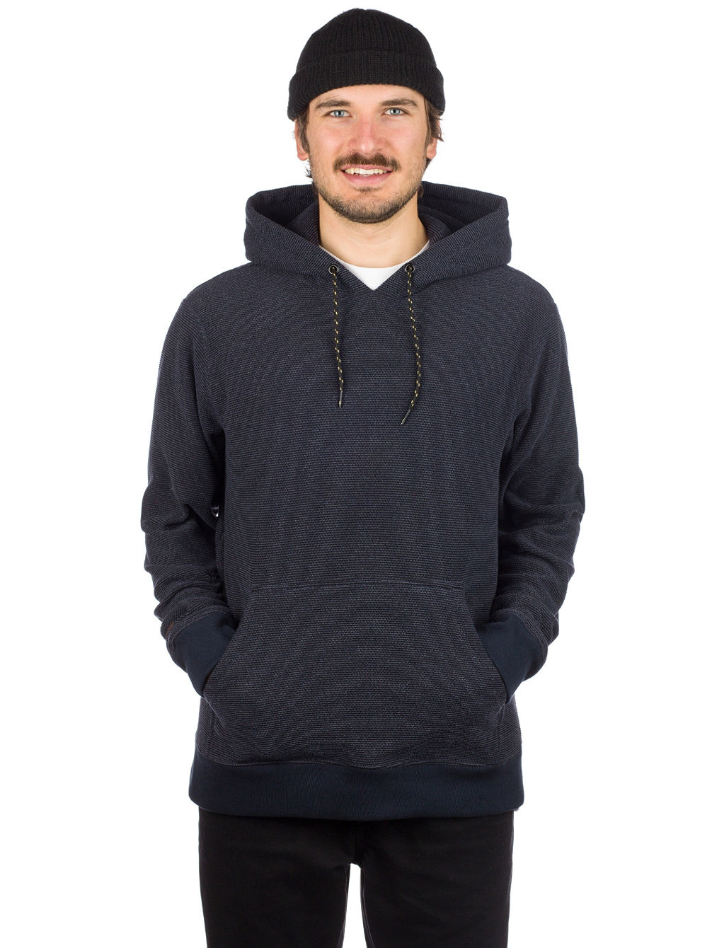 Outpost Fleece Sweat à Capuche
