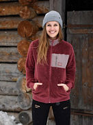 Passeport Sherpa Fleece Giacca
