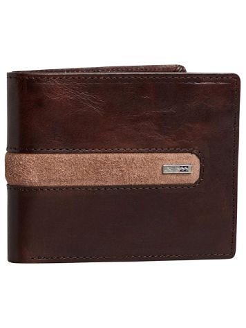 Billabong Dbah Leather Wallet