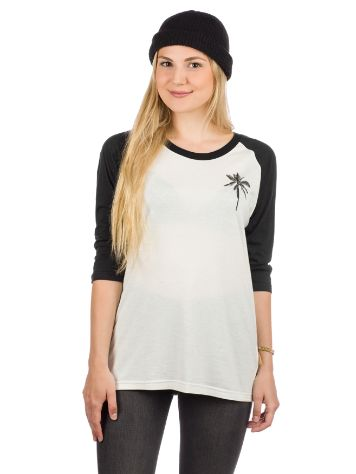 Billabong Eye Sea Sky 3/4 Raglan T-Shirt