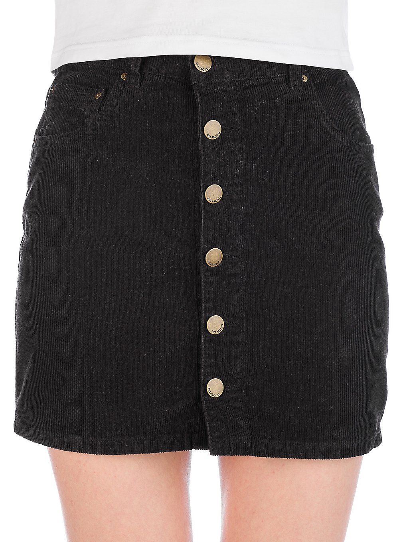 Billabong Good Life Cord Skirt black