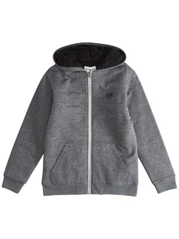 Billabong All Day Sherpa Zip Hoodie