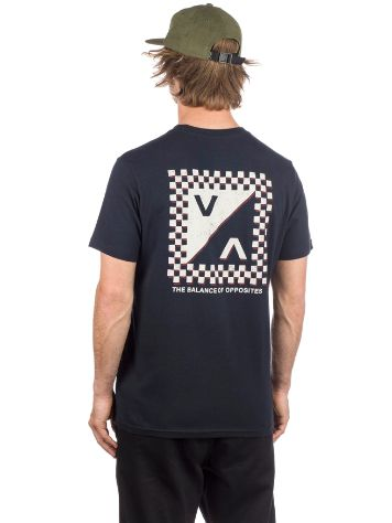 RVCA Check Mate T-Shirt