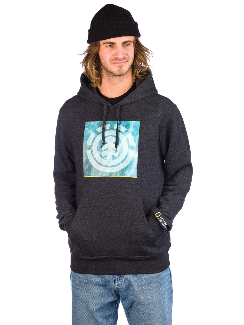 Solvent Icon Hoodie