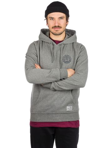 Element Too Late Logo Hoodie