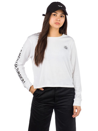 Timber Crop Long Sleeve T-Shirt