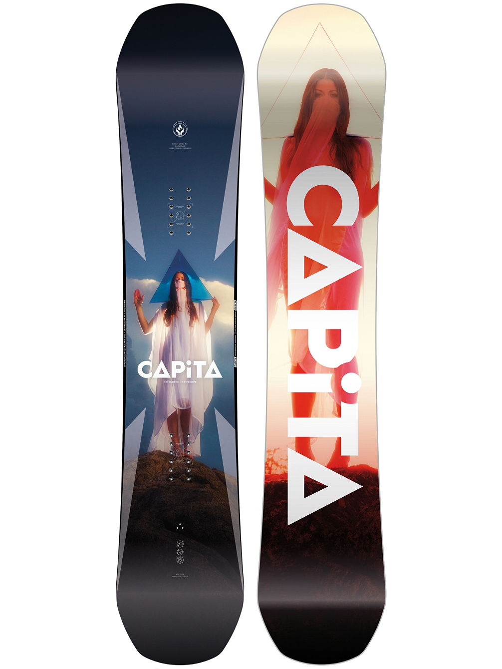 Defenders of Awesome 156 2020 Snowboard
