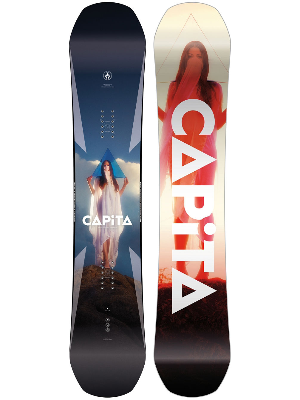 Defenders of Awesome 158 2020 Snowboard