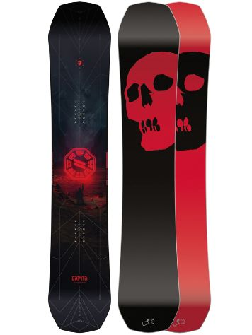 Capita The Black Snowboard of Death 159 2020