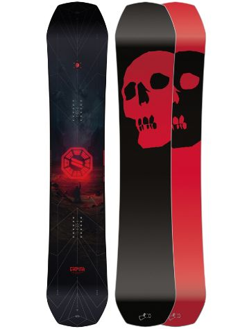 Capita The Black Snowboard of Death 165 2020 Snowboard