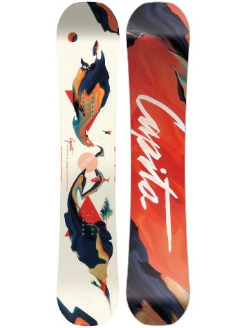 Capita Space Metal Fantasy 145 2020 Snowboard