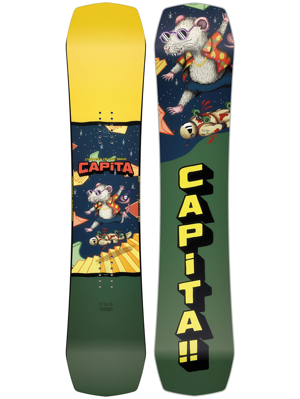 Children of the Gnar 137 2020 Snowboard