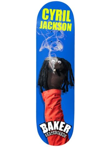 "Baker Cj Sock Puppet 8.25"" Skateboard Deck"