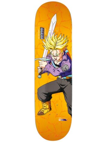 "Primitive X Dragon Ball Z 8.125"" Dbz Najera Ss Trunk S"