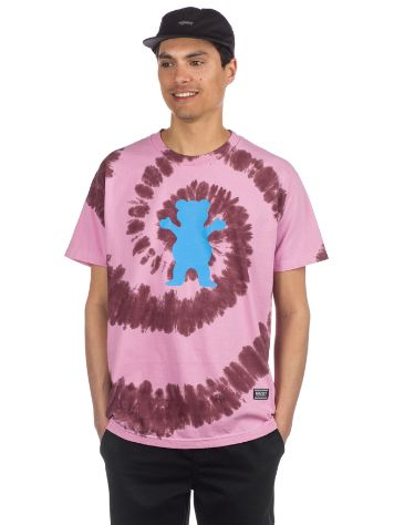 Grizzly Spin Bear T-Shirt