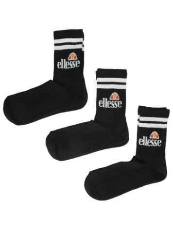 Ellesse Pullo 3 Pack Socks (6 - 8.5 )
