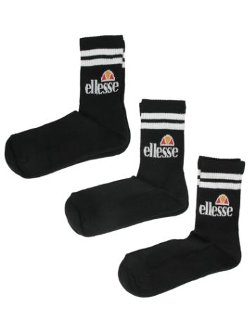 Ellesse Pullo 3 Pack Meias (9 - 11.5 )