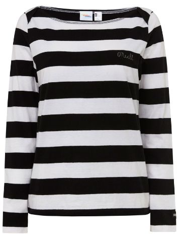 O'Neill Essential Striped Langarmshirt
