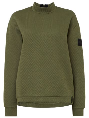 O'Neill Aralia Quilted Crew Sweater