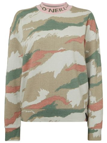 O'Neill Catalpa Aop Crew Sweat